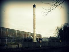 The chimney