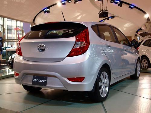2012 Hyundai Accent 5