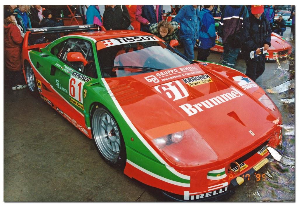 Ferrari F40 Gte By Michelotto 1995