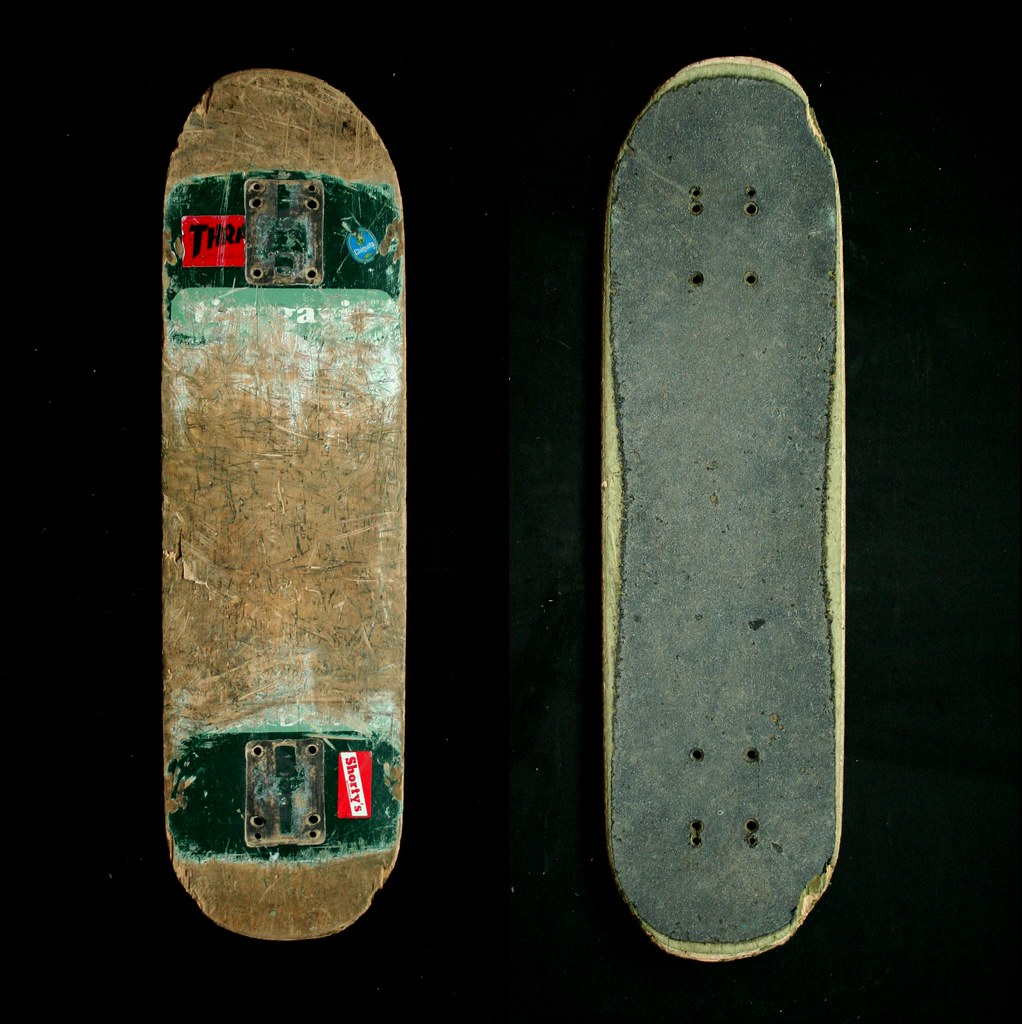 Skateboard Uses: SkullandBonesSkateboards.com