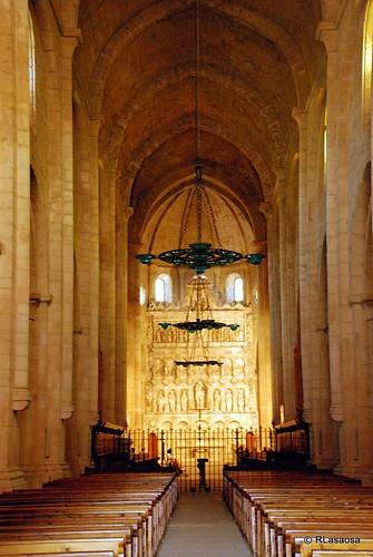 Monasterio de Poblet, Tarragona by Rufino Lasaosa