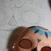 calavera wip 005 by Kittytoes