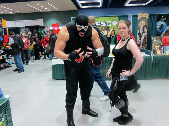 Emerald City Comicon - BANE