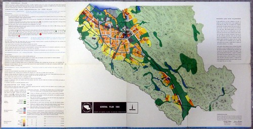 Santa Clara County General Plan for 1985 (1960)