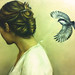 By a thread, by Amy Judd Art