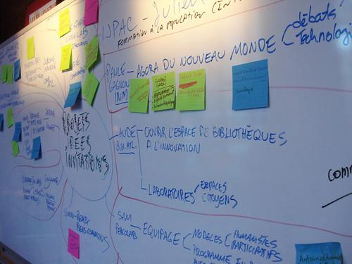projets, idées, invitations