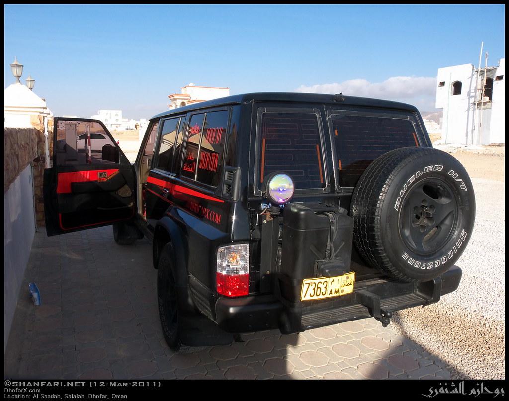 My Arabian Nissan Patrol 1997 Y60 Gq Expedition Portal Turbo Kits