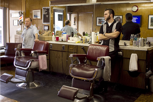 Barber Shop Minneapolis : 7th Street Barbers Flickr - Photo Sharing!