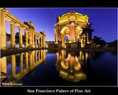 San Francisco Palace of Fine Art