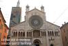 la cattedrale di modena, patrimonio dell'unesco