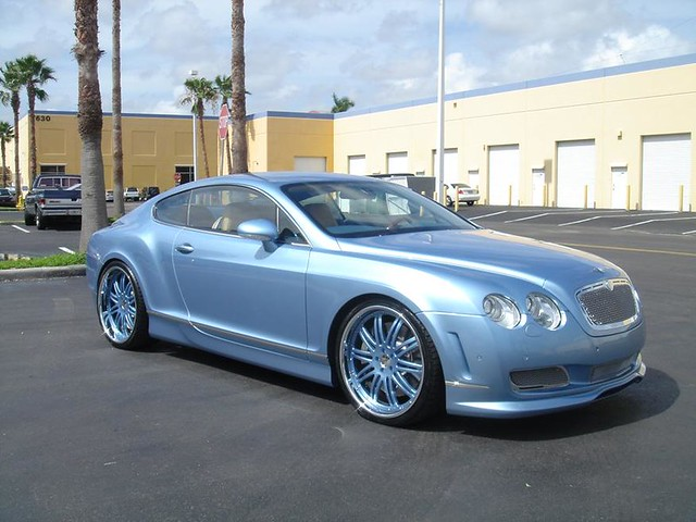 The Bentley