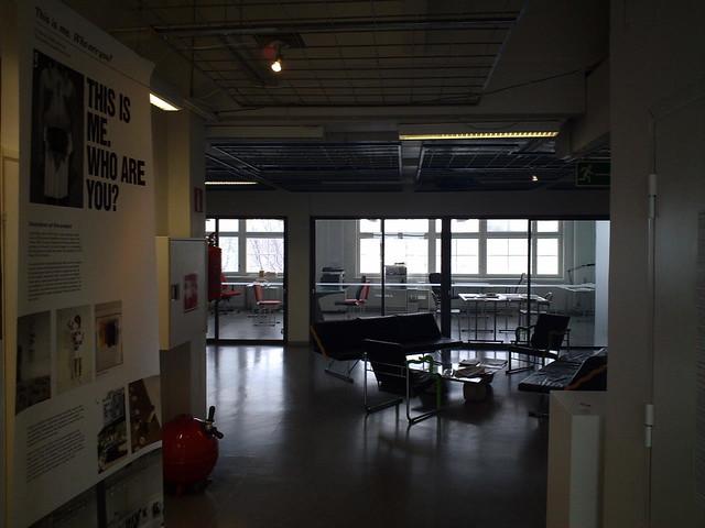 Una oficina en Finlandia