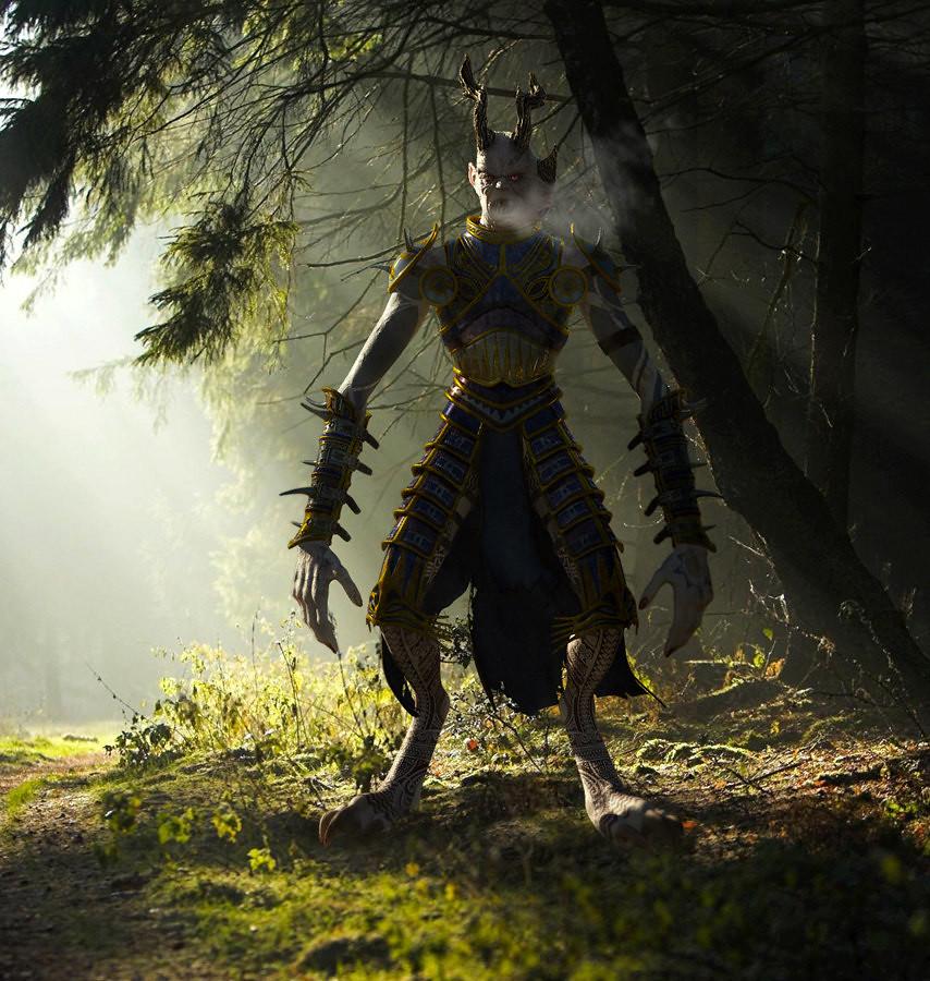 brutti incontri nel bosco