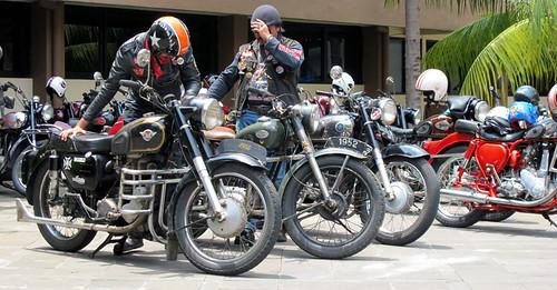 Motor Antique Club Indonesia _14