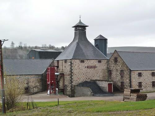 Balvenie Distillery, Dufftown