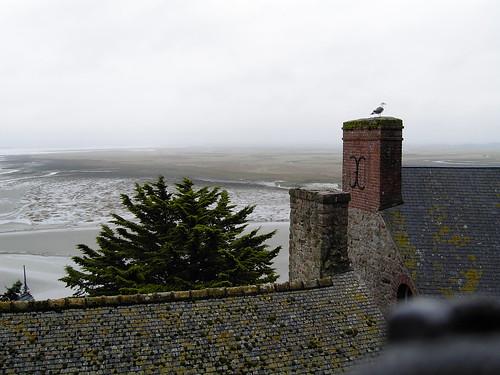 干潮 Mont Saint Michel