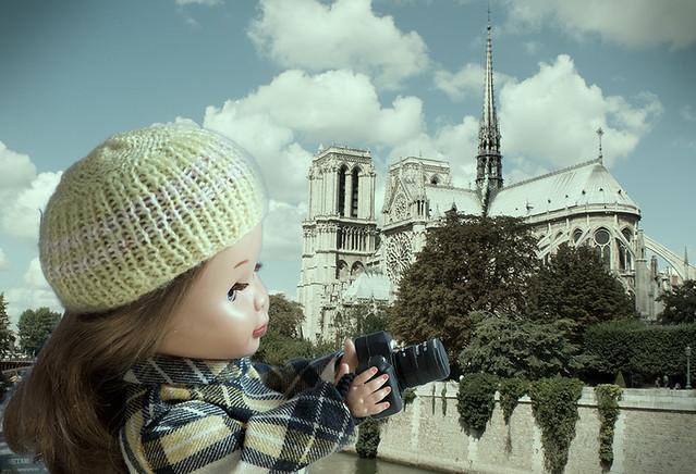 Mi Nancy estuvo en París