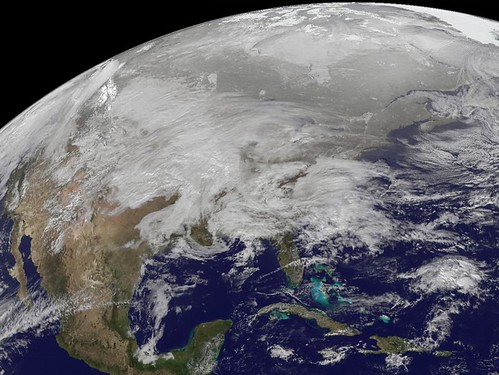 Major Winter Storm Takes Aim at Central U.S.