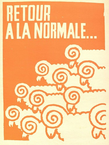 Paris 1968_Return to normal