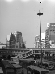 昭和の渋谷駅ではありません。 by Noël Café