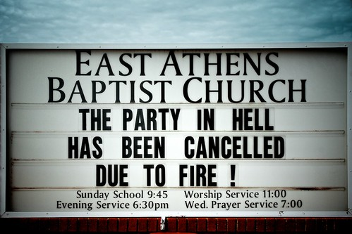 Party In Hell - Cancelled!