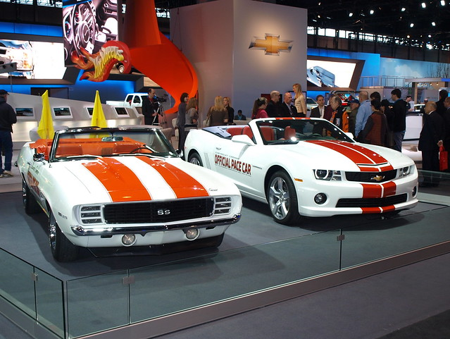 Camaro Indy 500 Pace Cars