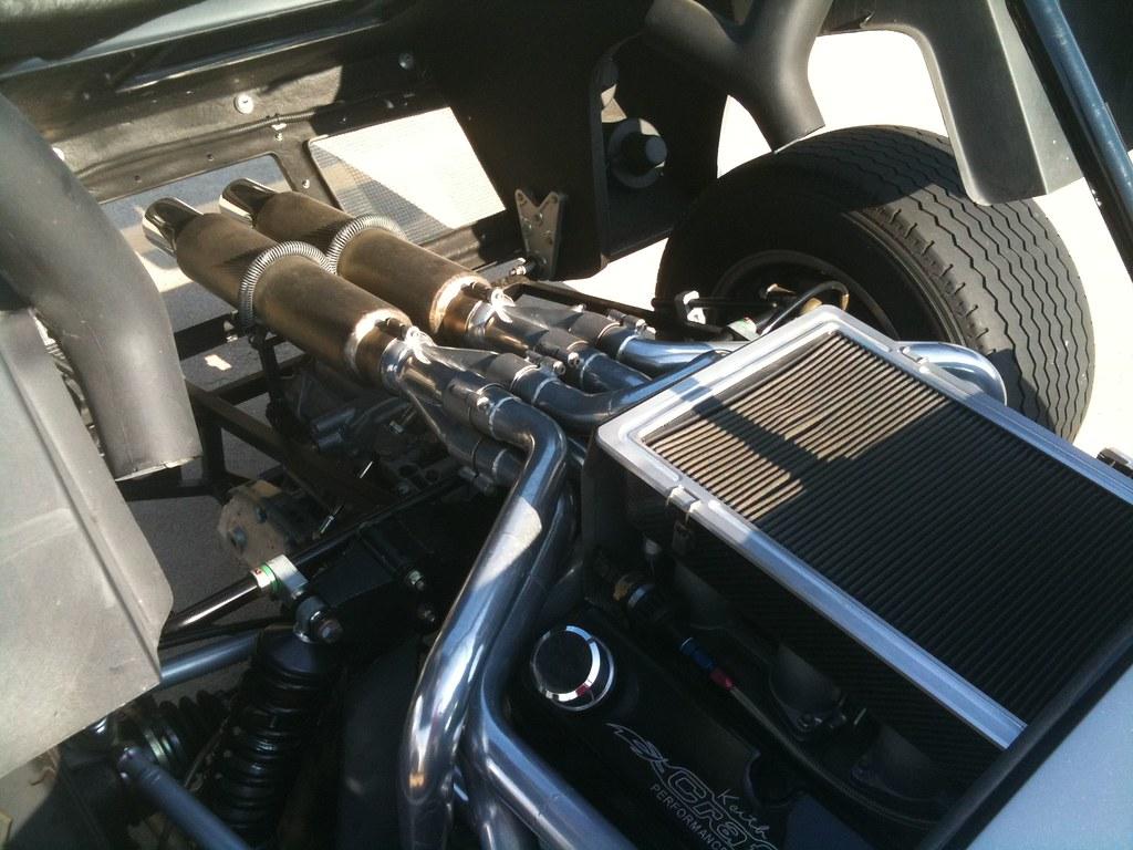 Superformance GT40 Engine
