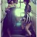 stairwaysunburst purp2 by jdotcolombo