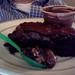 I got a brownie / I got a pudding cup / I got a Ghirardelli brownie and a pudding cup. by britain