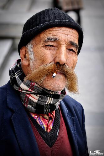 Mustache by danleyc