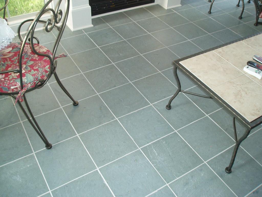 Vermont Slate Flooring
