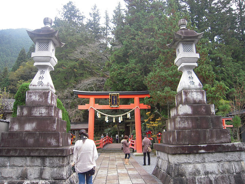 天河大弁財天社 - Tenkawa Shrine // 2010.11.14 - 06