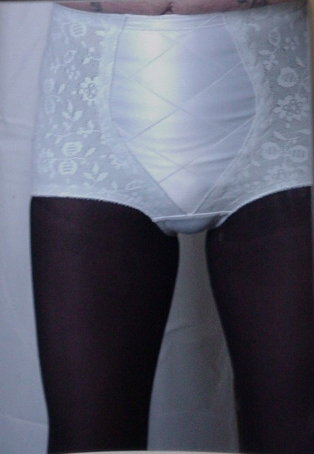 My Girdle http://www.flickr.com/photos/donnyb-uk/5490922013/