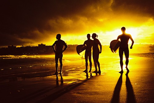 sunset surf lifesavers 5