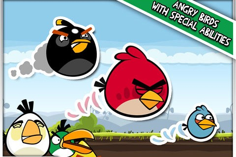 angry birds all characters - photo #19