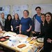 Edinburgh bigmouth folk for the Oxfam cake morning