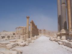 Central Street at Palmyra (II)