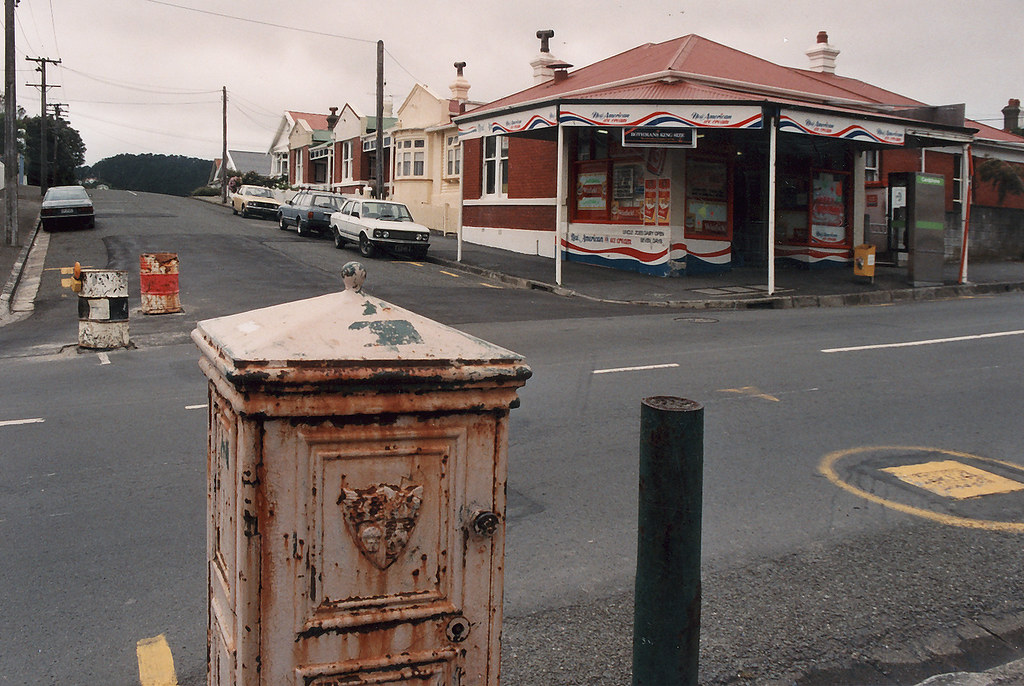 wellington, new zealand, 1992