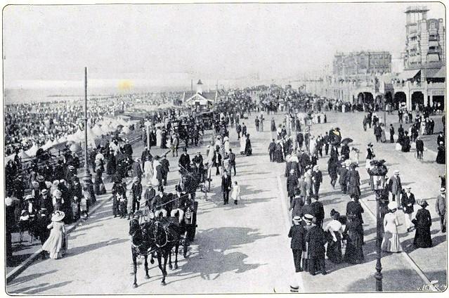 scheveningen boulevard 1911. b JPG