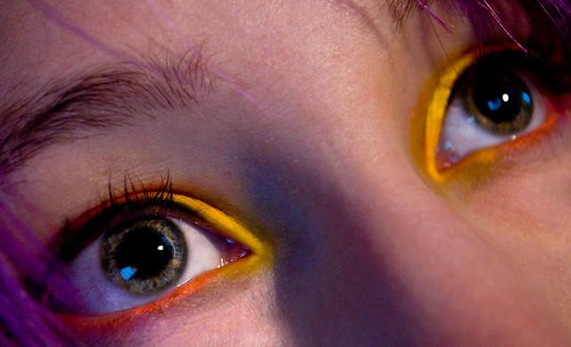 Makeup Ideas fire makeup : Fire Makeup : Flickr - Photo Sharing!