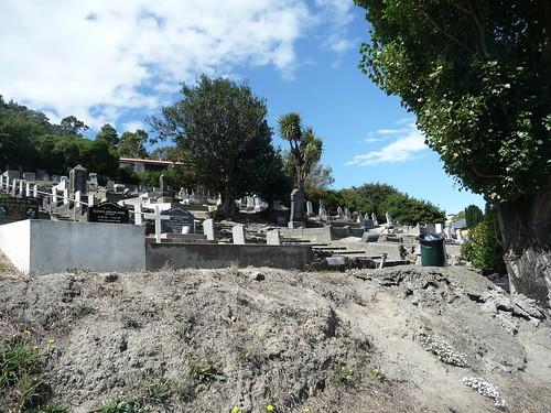 Lyttelton Cemetery.