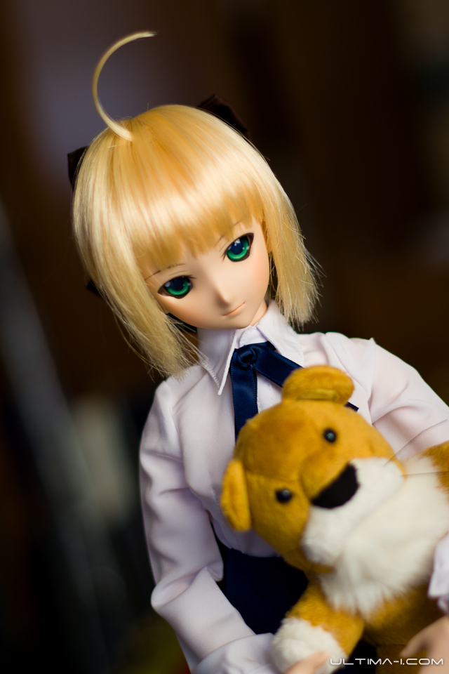 Saber Lily's Two Loves