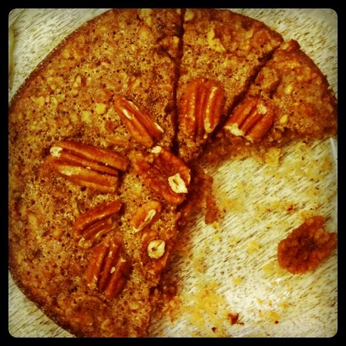 "Pecan Pie (after a ""snack""))"