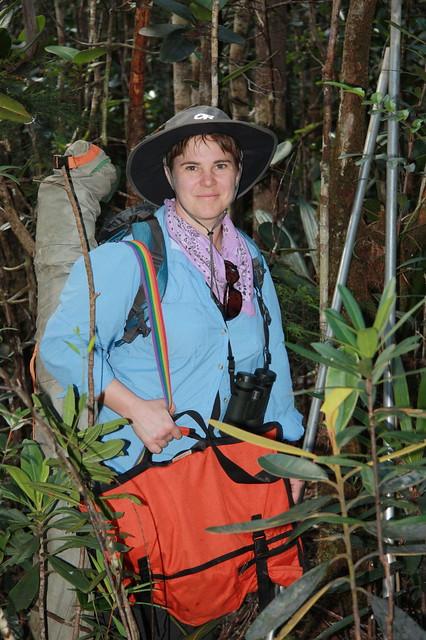 Keren field botanist extraordinaire