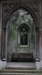 St Dunstan arch