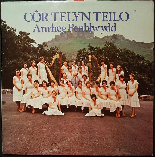 Cor Telyn Teilo - Anrheg Penblwydd