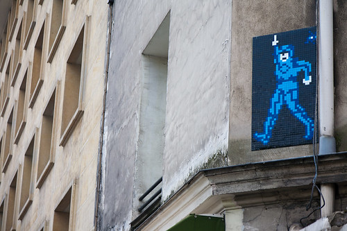 Space Invader @ Paris (France)