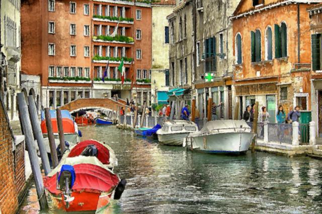 Venezia - Fondamenta Tolentini