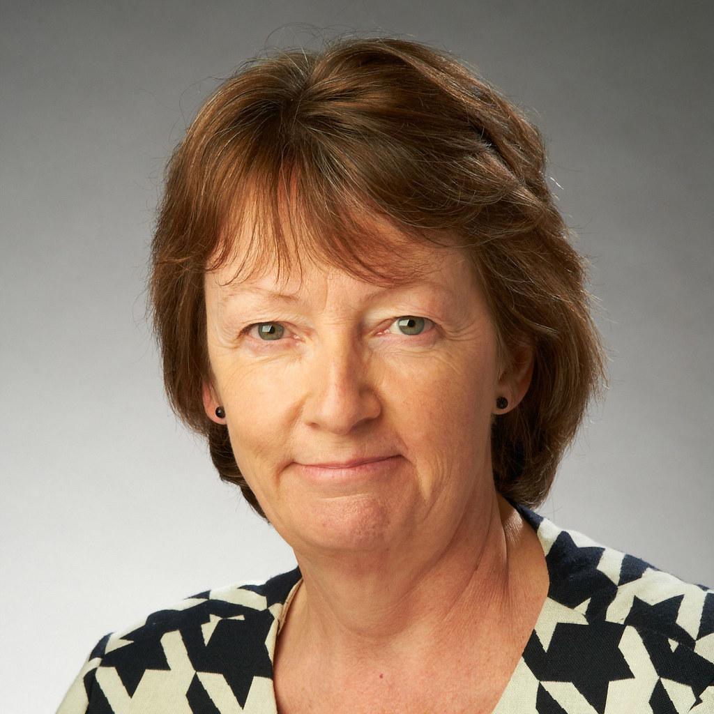Photograph of Professor Mary Hayden