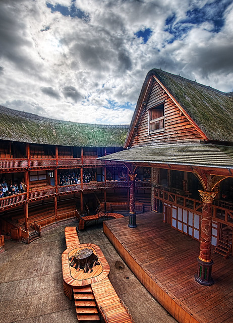 Shakespeare S Globe Flickr Photo Sharing